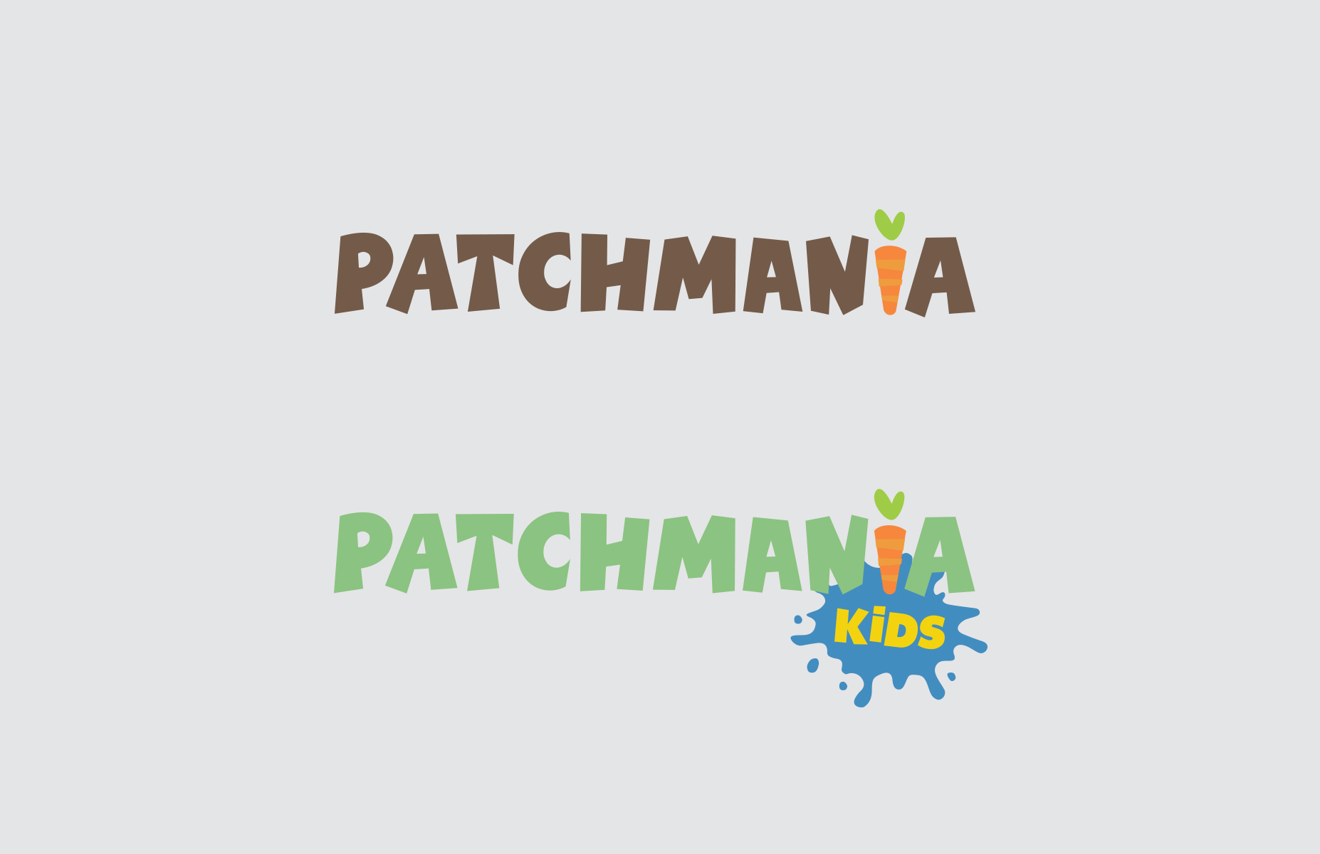 Patchmania Logo